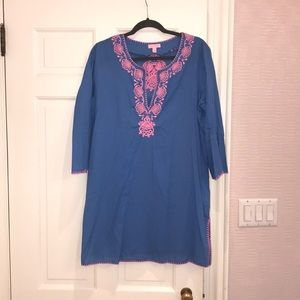 Lilly Pulitzer coverup size L